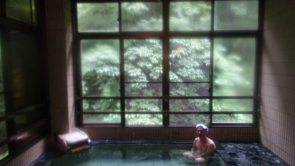 蛇の湯温泉 たから荘の内湯「蛇の湯」
